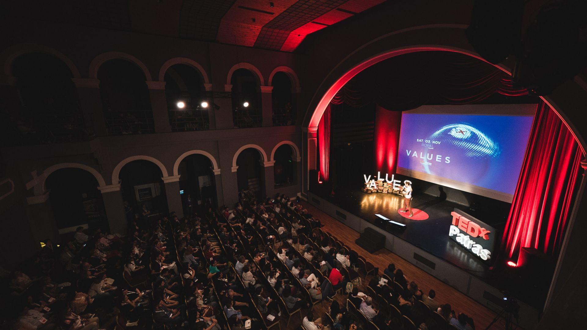 TEDxPatras